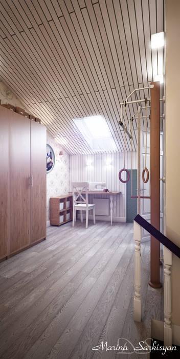 Colours of Provence Тренажерный зал в стиле кантри от Marina Sarkisyan Кантри