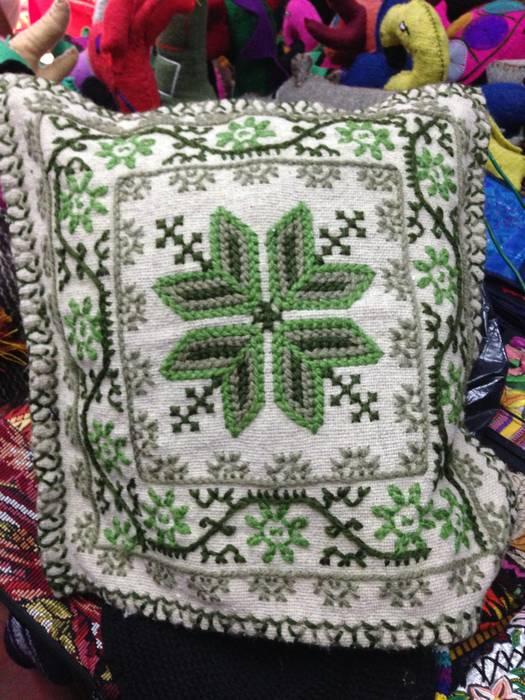 Maria Juana Art BedroomAccessories & decoration Wool Multicolored