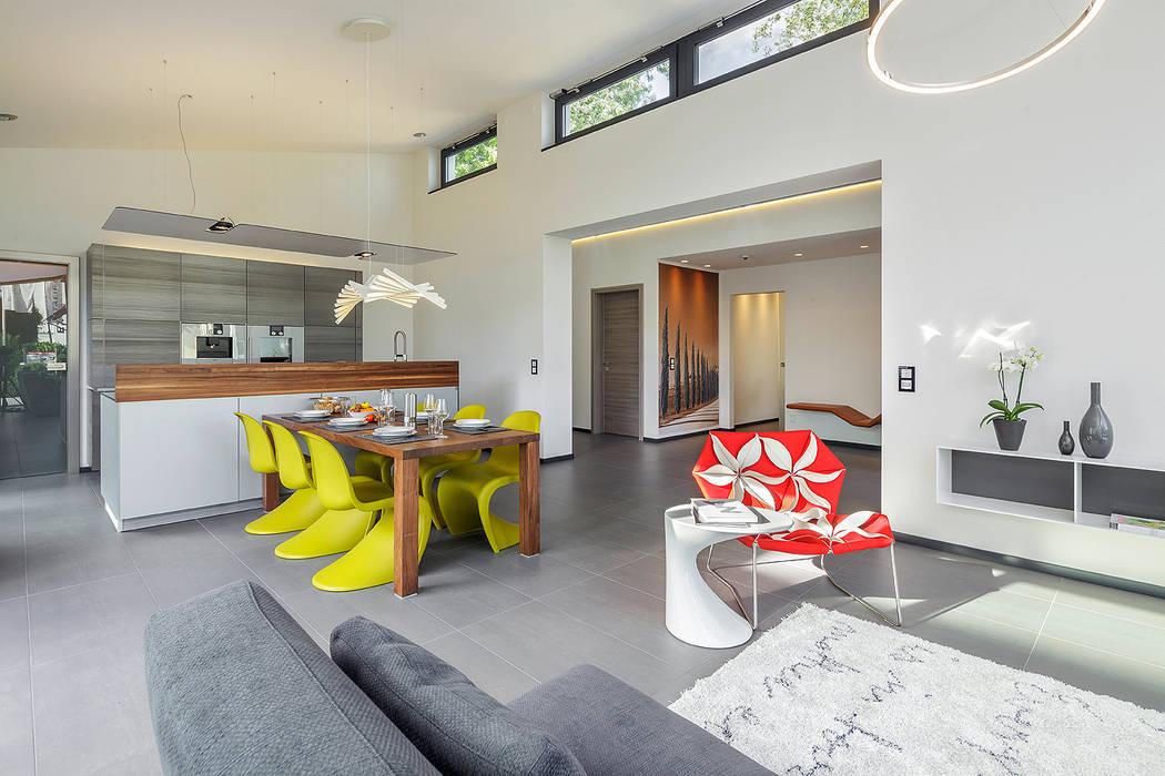 Столовые комнаты в . Автор – Lopez-Fotodesign, Модерн