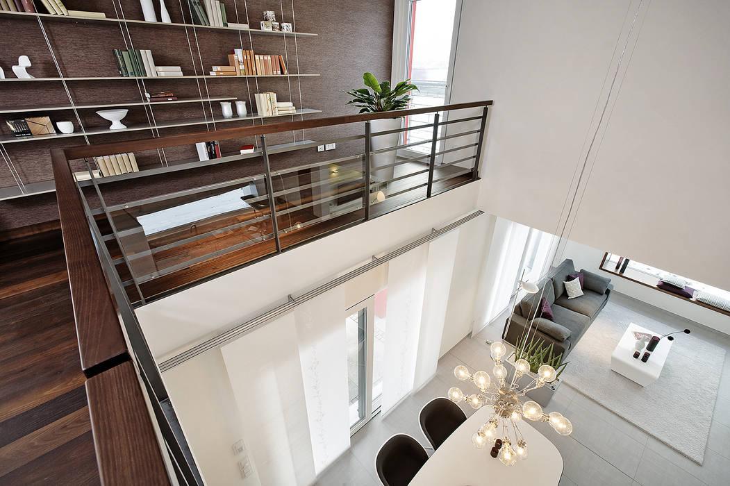 LUXHAUS Musterhaus Nürnberg Moderne Esszimmer von Lopez-Fotodesign Modern