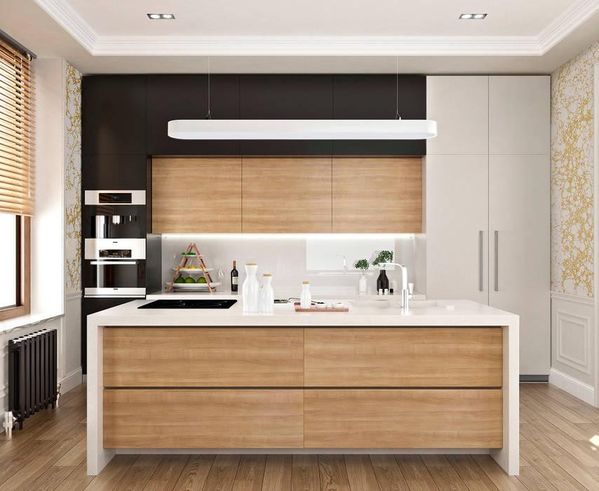 Klassische Küchen von ONE STUDIO Klassisch