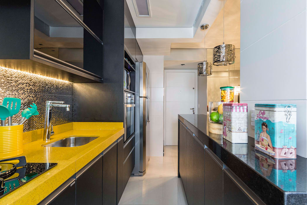 Kitchen by Lo. interiores, Eclectic