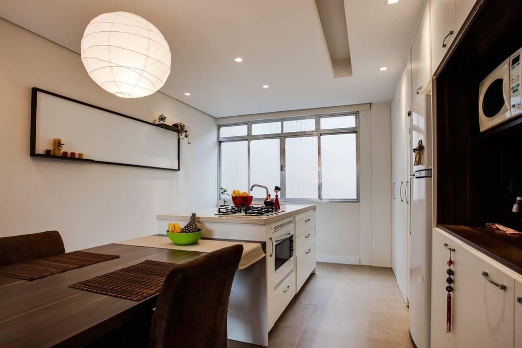 Cocinas de estilo moderno de Kali Arquitetura Moderno