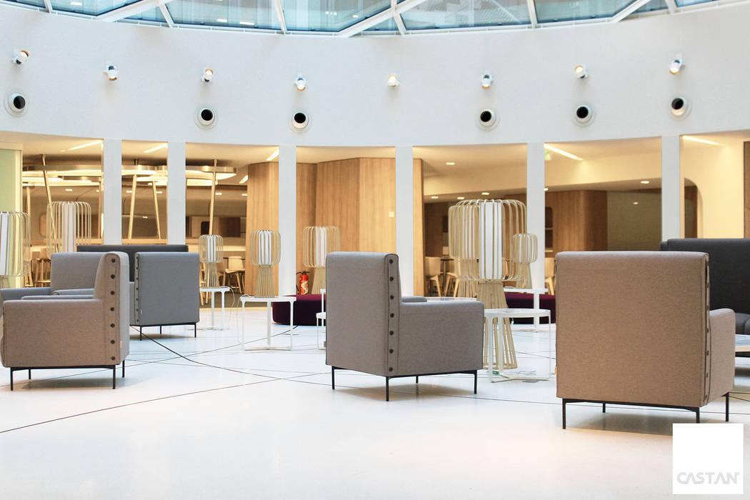 Castan Espaces de bureaux modernes