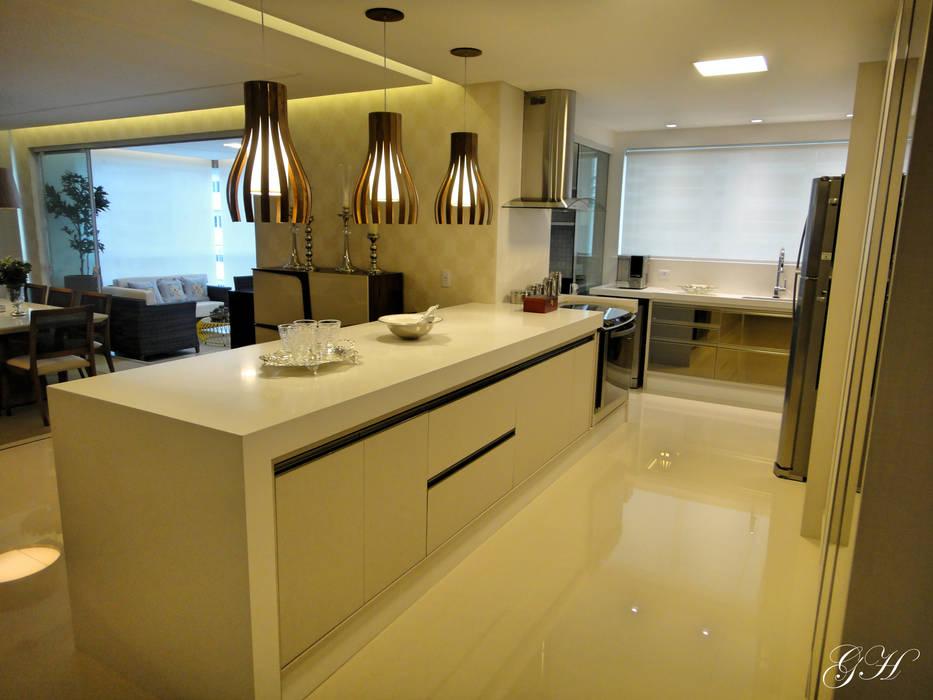 Cozinha Cozinhas modernas por Gabriela Herde Arquitetura & Design Moderno
