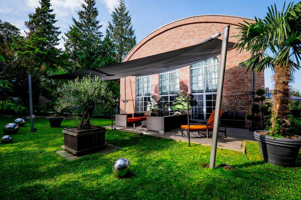 Sonnensegel In Elektrisch Aufrollbar Bad Harzburg Garten Von Pina