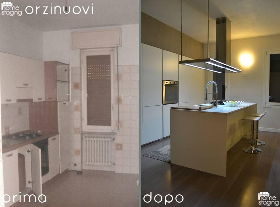 Kitchen by LTAB/LAB STUDIO, Modern