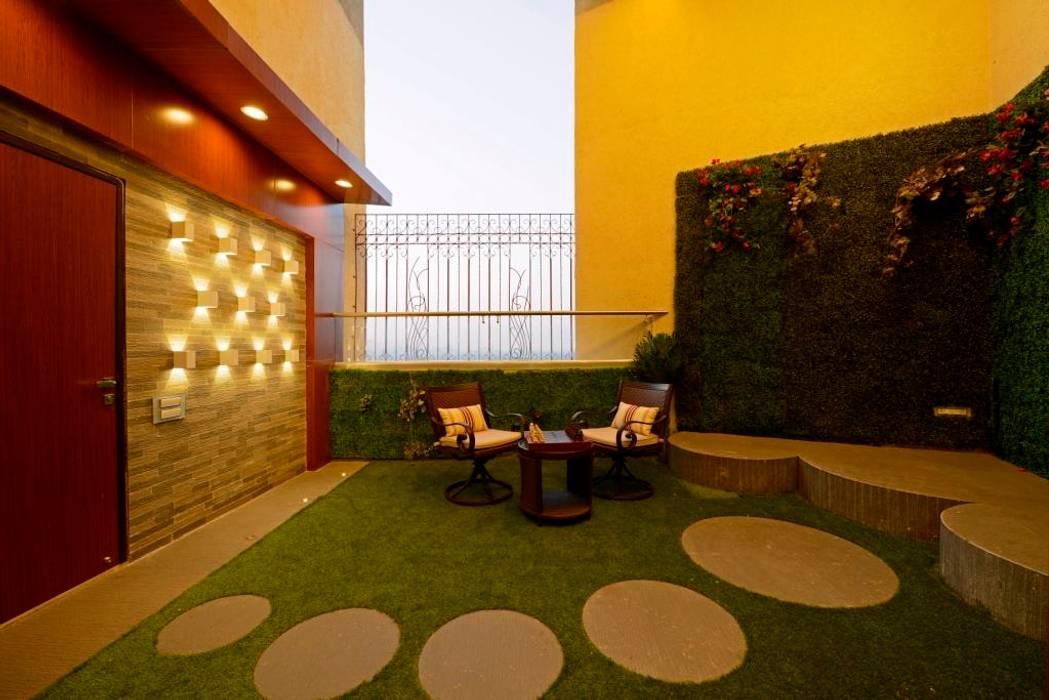 Jardines de estilo moderno de AIS Designs Moderno