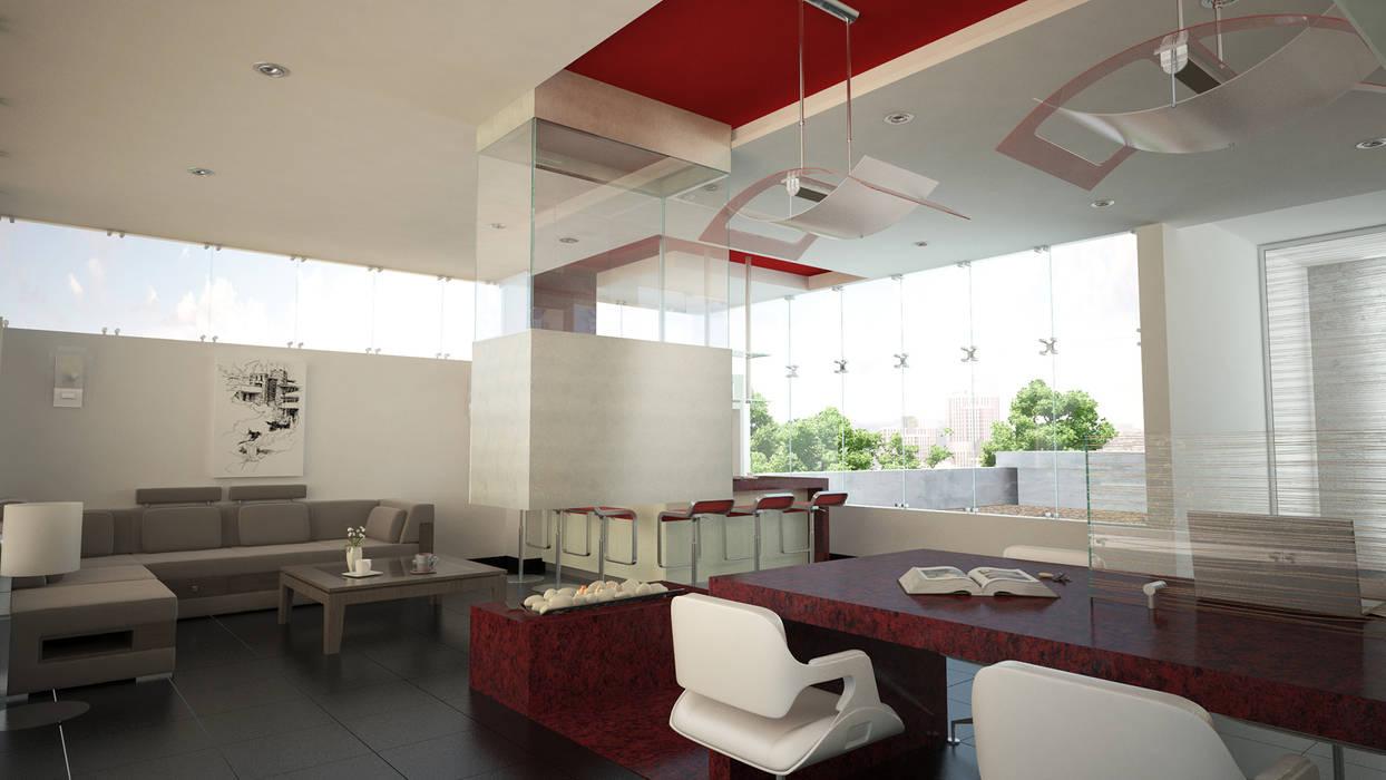 Lápiz De Sueños Modern study/office