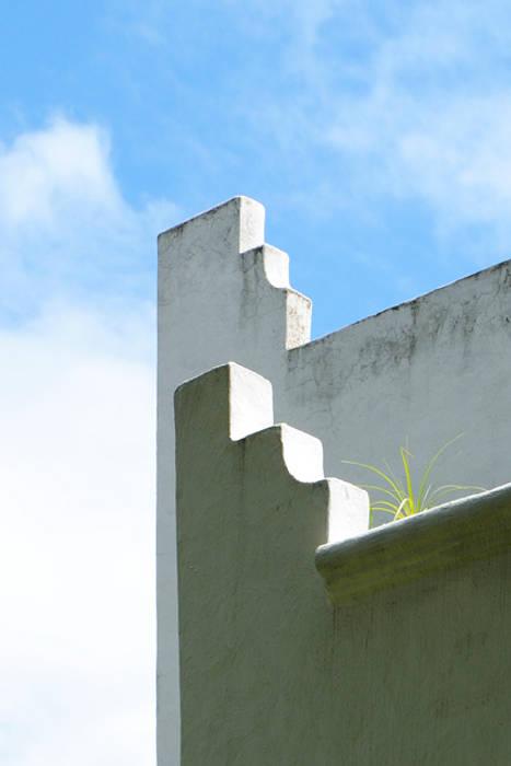 techos Casas coloniales de Excelencia en Diseño Colonial Ladrillos
