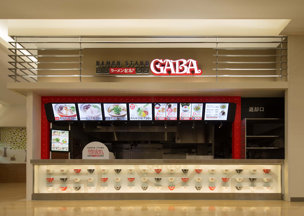 Pilot Planning Inc. Asian style gastronomy