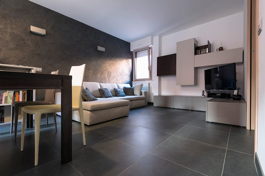 Modern living room by Laura Galli Architetto Modern