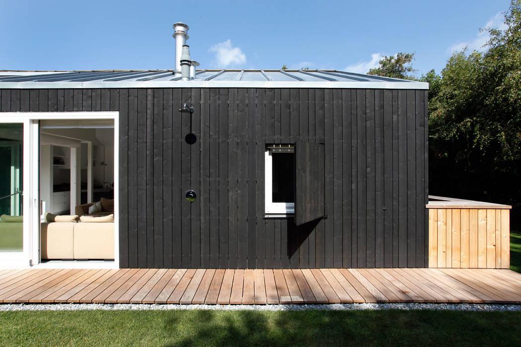 房子 by De Zwarte Hond, 北歐風 木頭 Wood effect