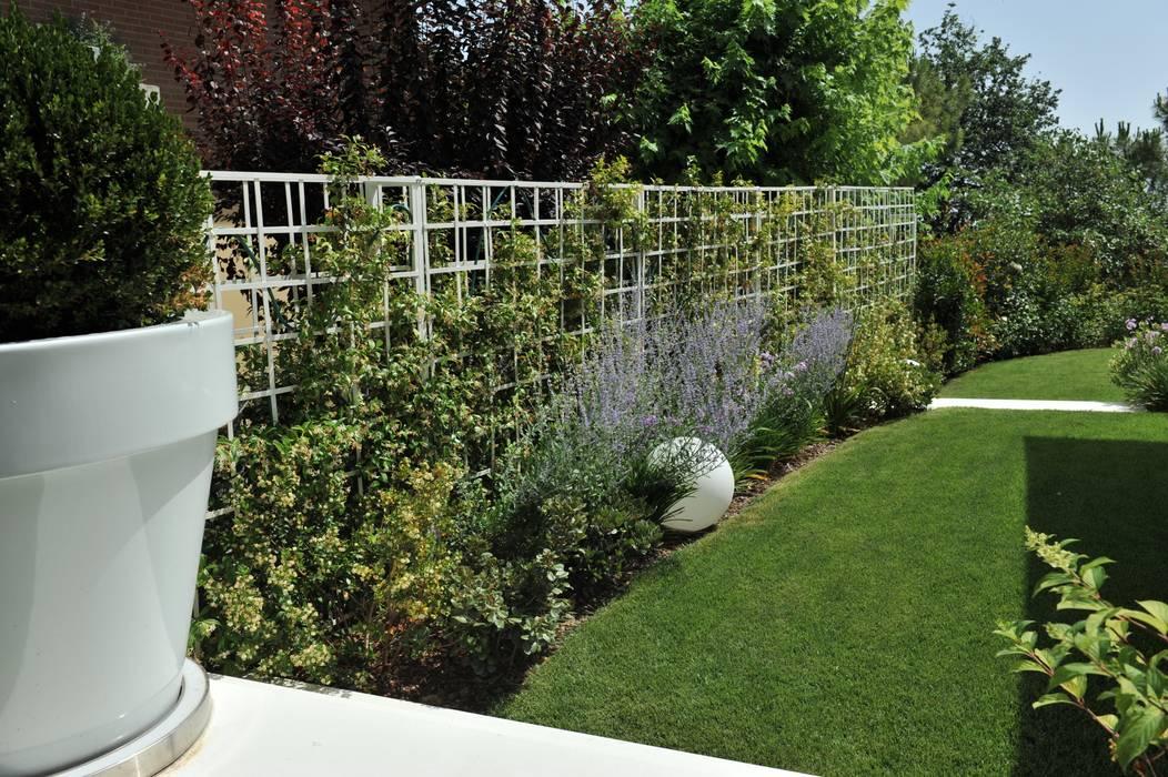 Jardin moderne par Giardini Giordani Moderne