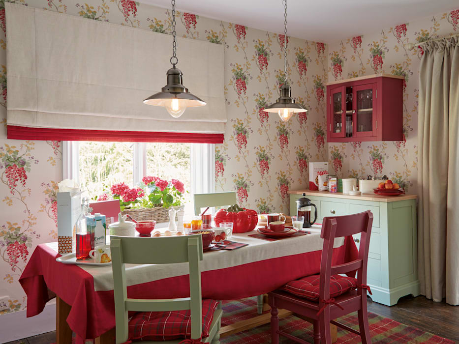 Comedor Dorset en varios acabados Laura Ashley Decoración ComedorMesas
