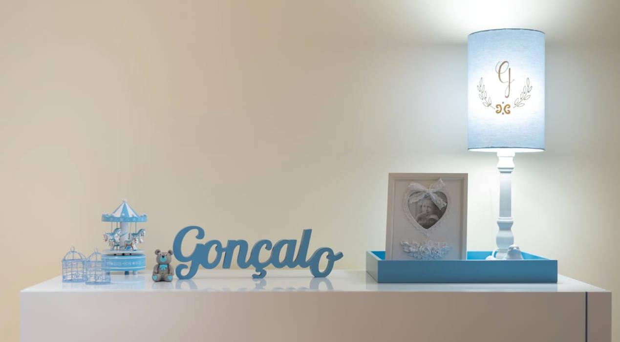 O quarto do Principe : Quartos de criança  por Ângela Pinheiro Home Design