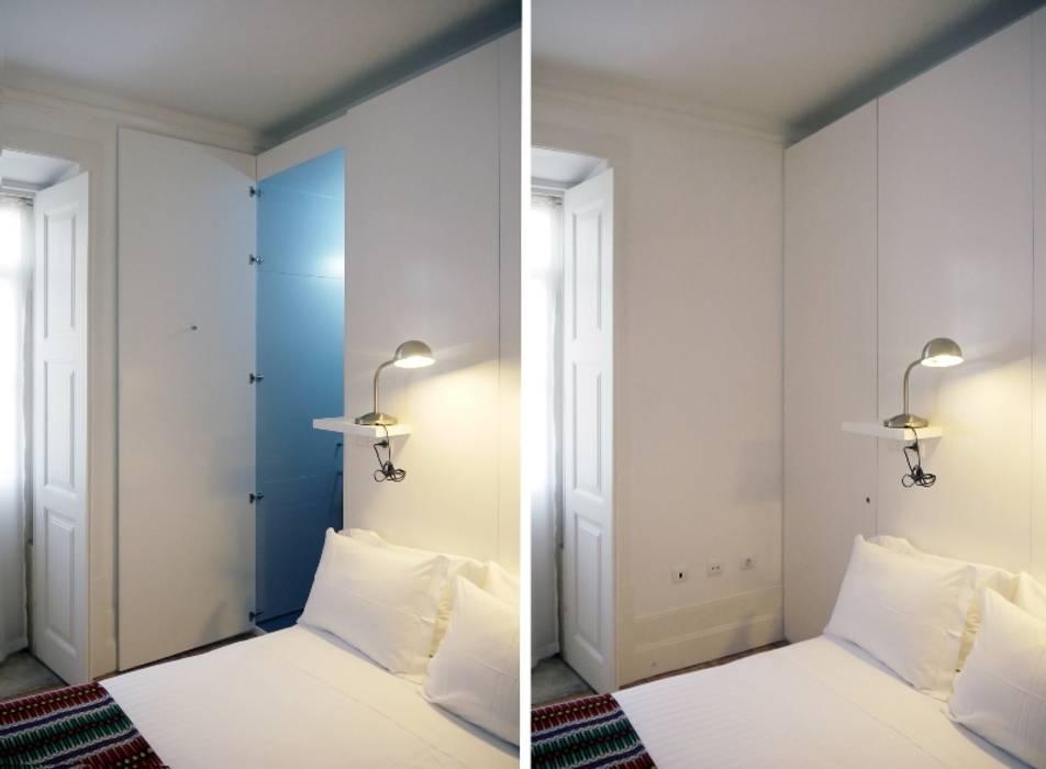 FOTOGRAFIA: Hotéis  por COLECTIVO arquitectos,Minimalista