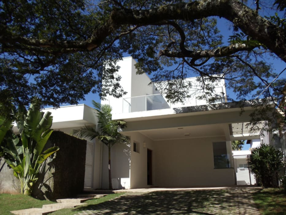 Terence Arquitetura Casas modernas