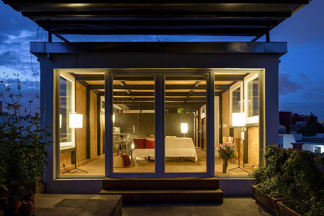Terraza: Terrazas de estilo  por Windlock - soluciones sustentables,