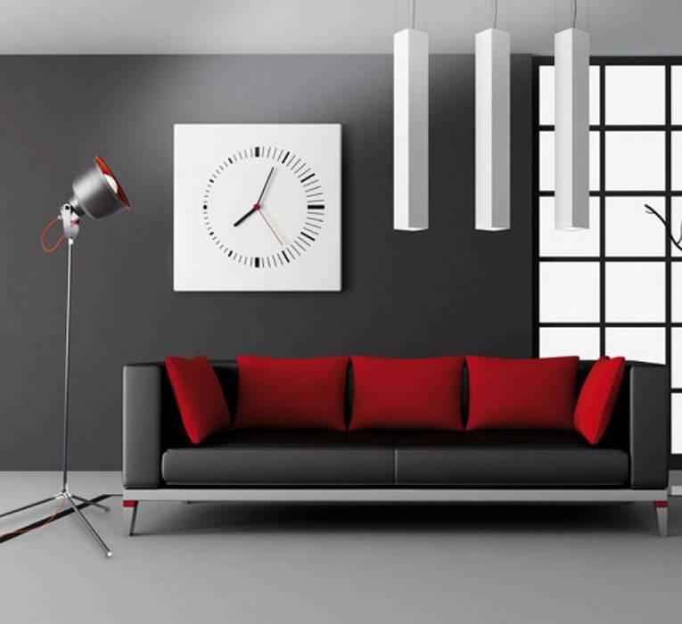 Griscan diseño iluminación Living roomLighting