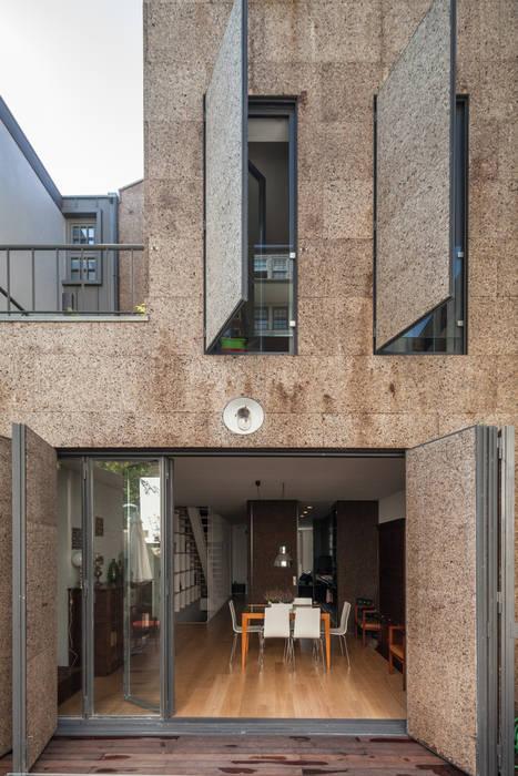 Casa Cedofeita Floret Arquitectura Casas modernas