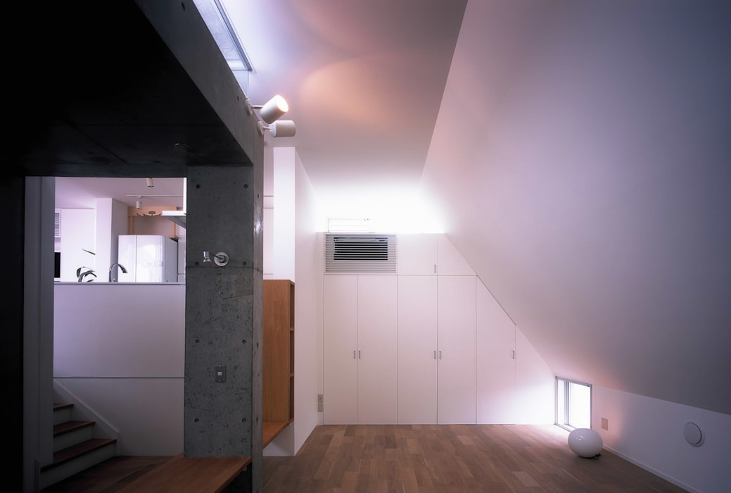 客廳 by スズケン一級建築士事務所/Suzuken Architectural Design Office,