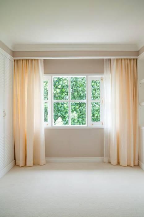 Stores Und übergardinen In Milden Wohnlichen Farbtönen Fenster