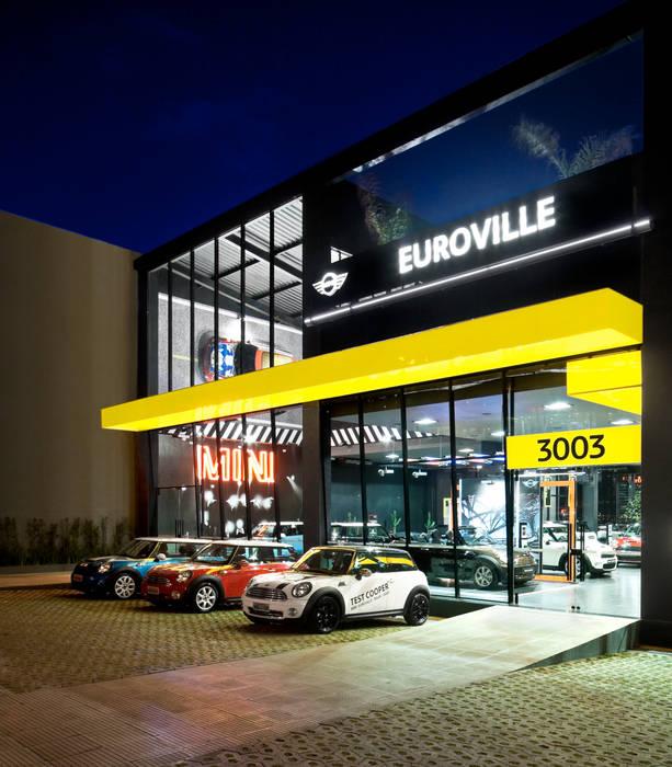 Dubal Arquitetura e Design Car Dealerships
