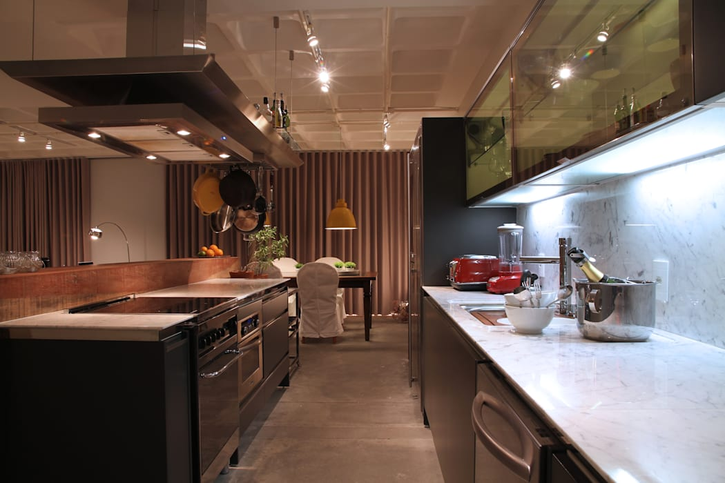 Cocinas de estilo moderno de Mundstock Arquitetura Moderno