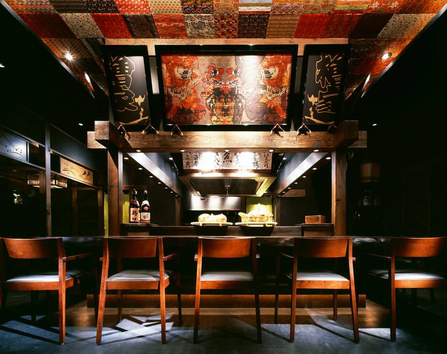 Gastronomía de estilo asiático de DESIGN LABEL KNOT Asiático