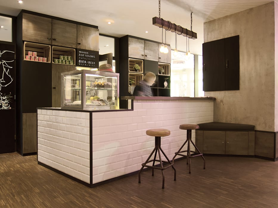 Baxpax downtown hostel berlin rezeption: hotels von julia ...
