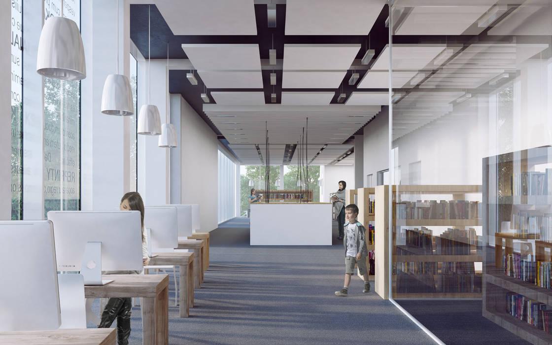 PL+sp. z o.o. Museums Glass White