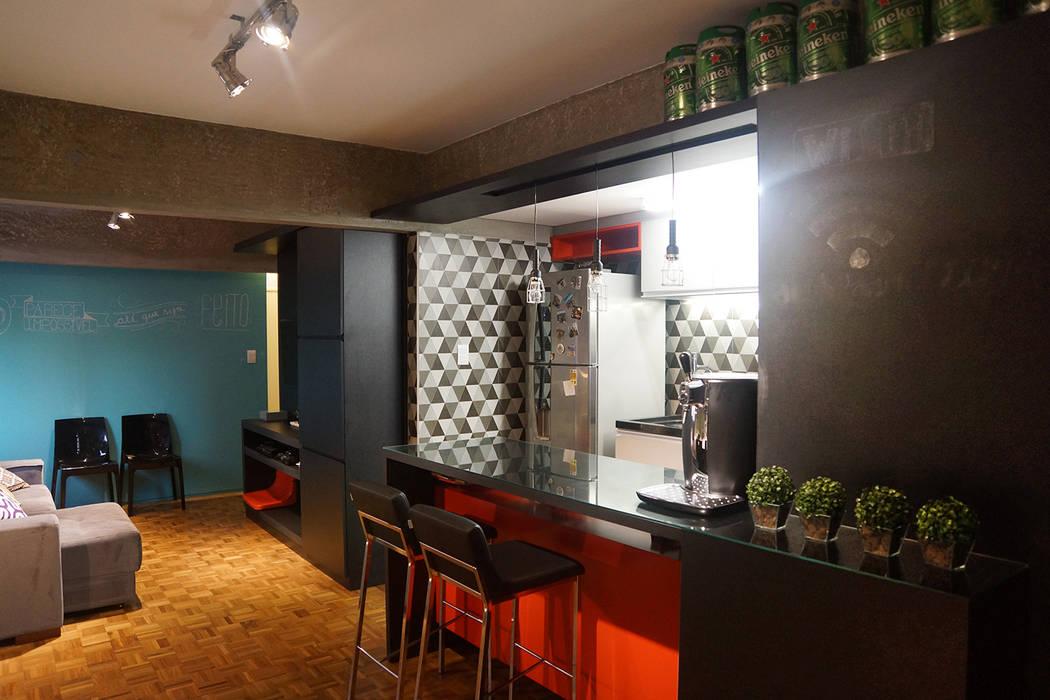 Гостиная в . Автор – Maxma Studio, Модерн
