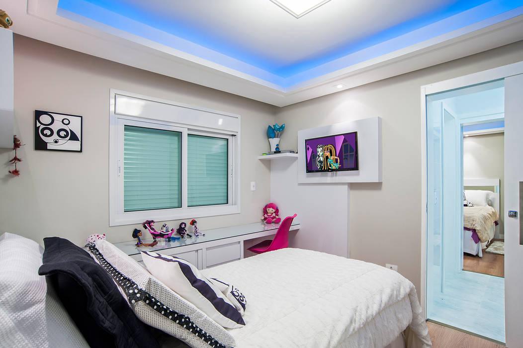 Moderne Kinderzimmer von Patrícia Azoni Arquitetura + Arte & Design Modern
