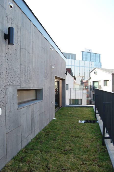AAG architecten Modern houses