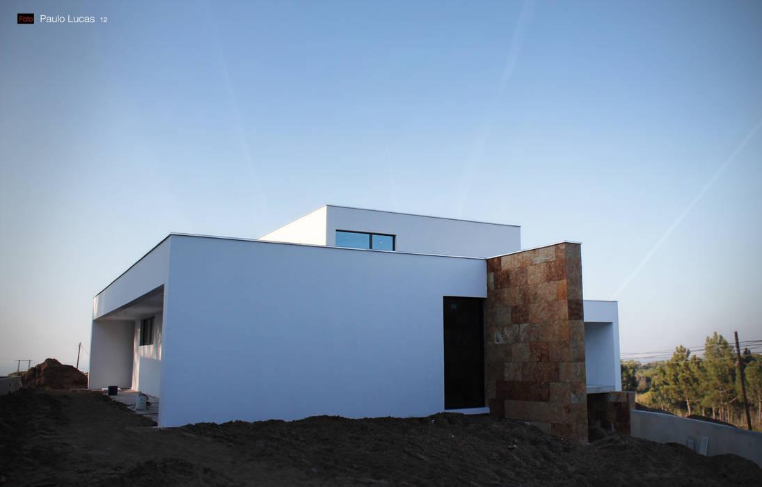 House CG - Paulo Lucas, Arq. SPL - Arquitectos Casas modernas