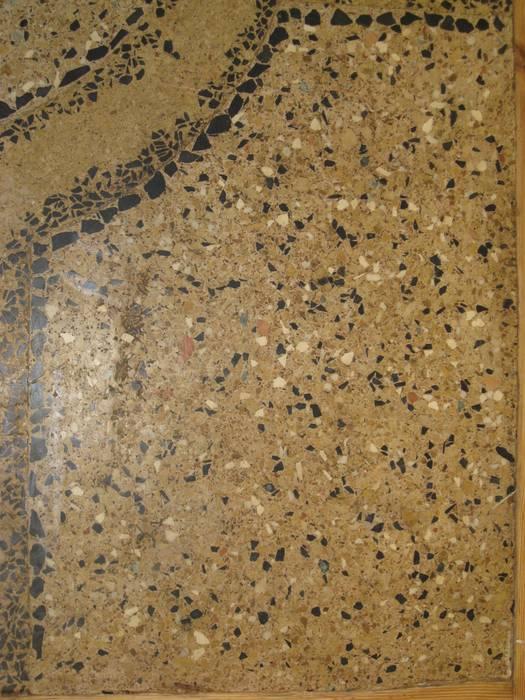 La scelta del pavimento: Negozi & Locali commerciali in stile  di Archibiodesign