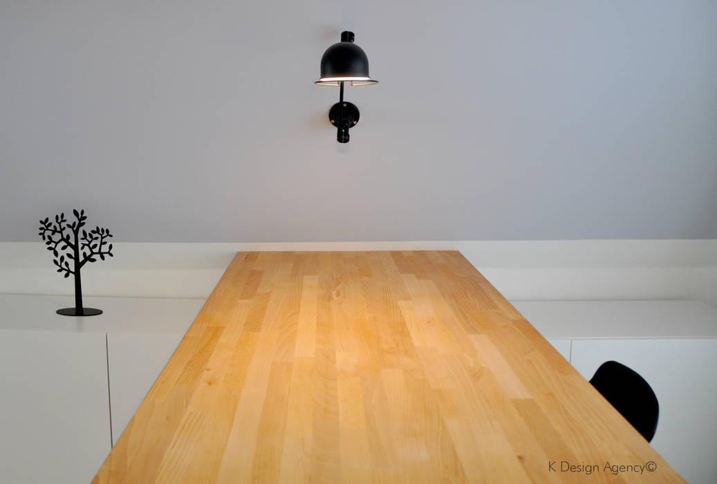 Le Bureau : Bureau de style de style Industriel par K Design Agency