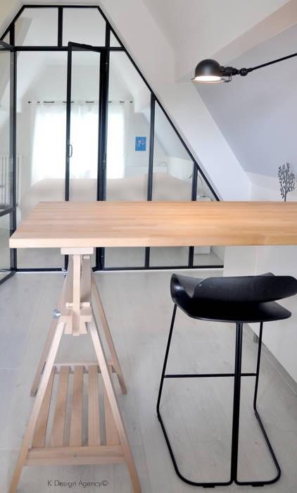 Le Bureau : Bureau de style de style Minimaliste par K Design Agency