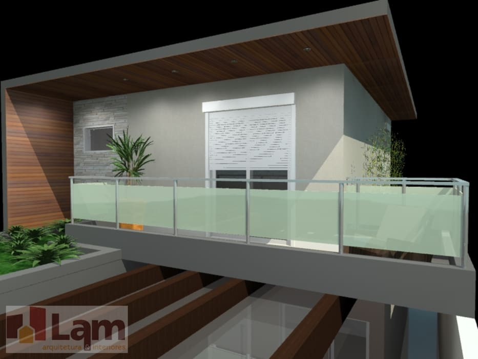 von LAM Arquitetura | Interiores