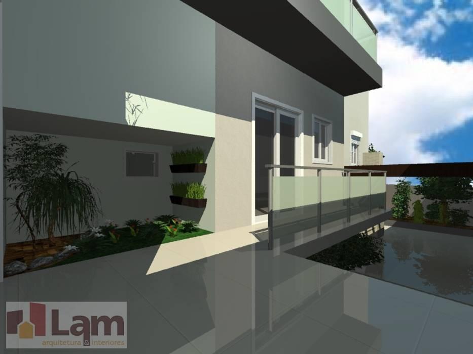 Fachada - Projeto por LAM Arquitetura | Interiores