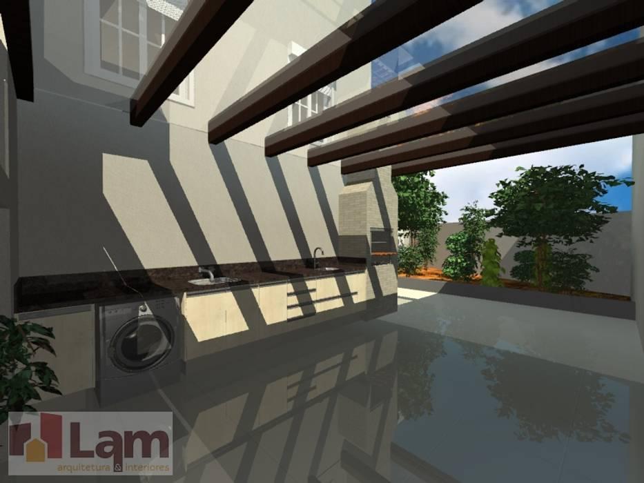 Fachada - Projeto LAM Arquitetura   Interiores