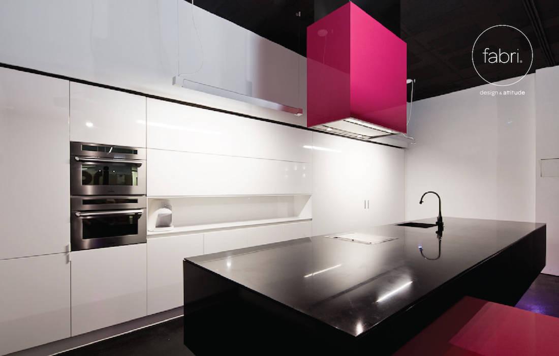 Cocinas de estilo  de FABRI, Moderno