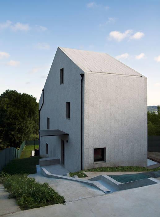 Casa cuarto y mitad: casas de estilo de soma [arquitectura imasd ...