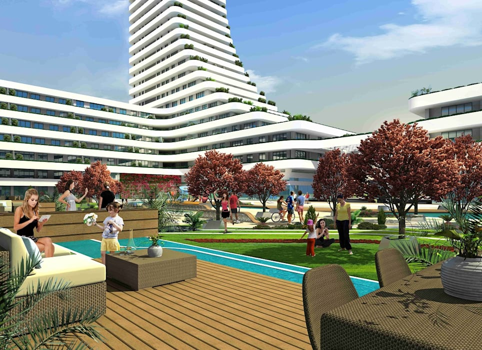 CCT INVESTMENTS – CCT 158 Project in Bursa:  tarz Evler,