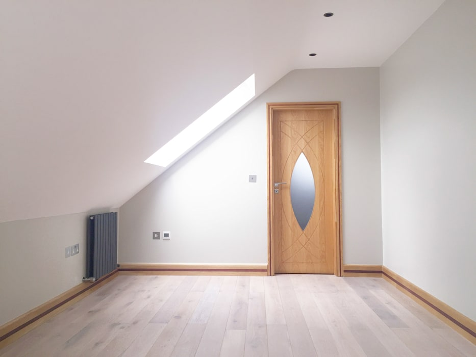 Velux Window And Door To En-Suite:   by Arc 3 Architects & Chartered Surveyors