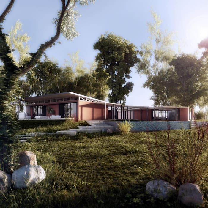 Classic style houses by SOLIDO SLD Classic