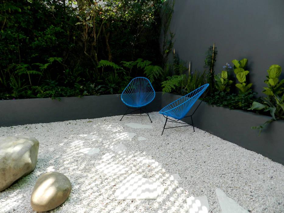 Jardines de estilo moderno de Paisaje Radical Moderno