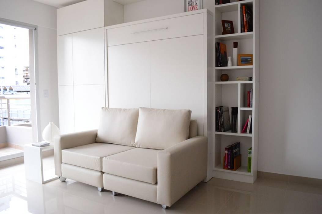 Camera da letto in stile  di MINBAI