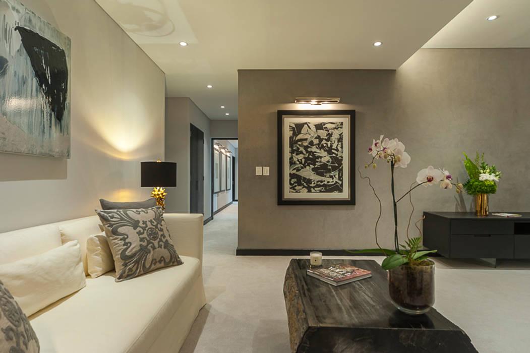 HO arquitectura de interiores Classic style bedroom